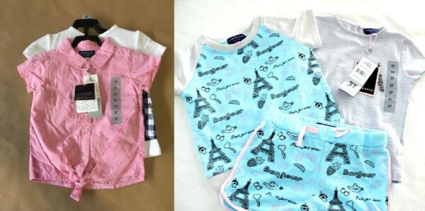 NEW Andy & Evan Kids' 3-Piece Outfit Set