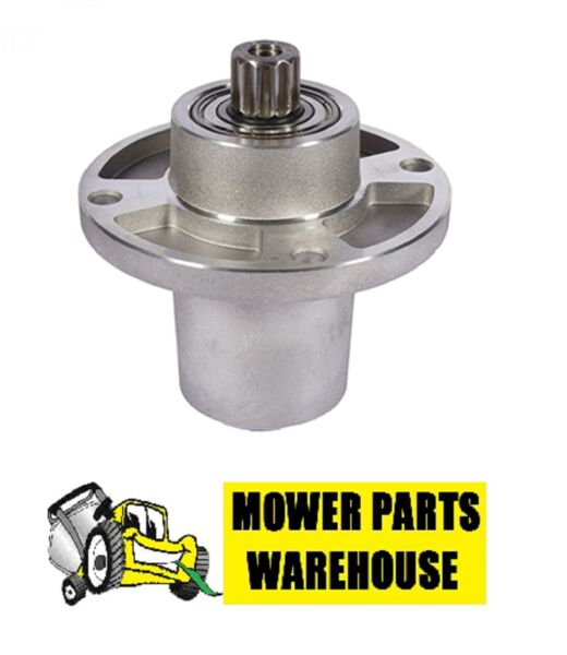 REPL HUSTLER MOWER BLADE DECK SPINDLE ASSEMBLY 601804 RAPTOR SD 36 42 48 54 60