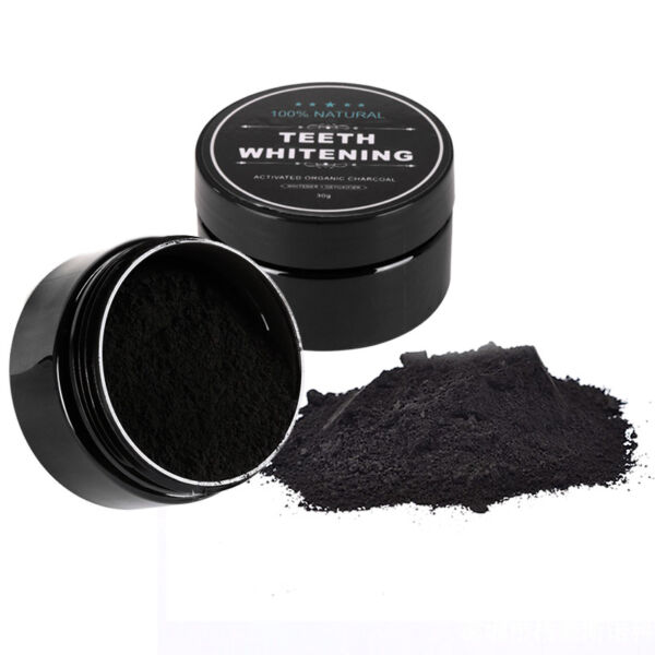 Activated Charcoal Teeth Whitening Powder Organic Coconut Carbon Coco 30g New $5.68