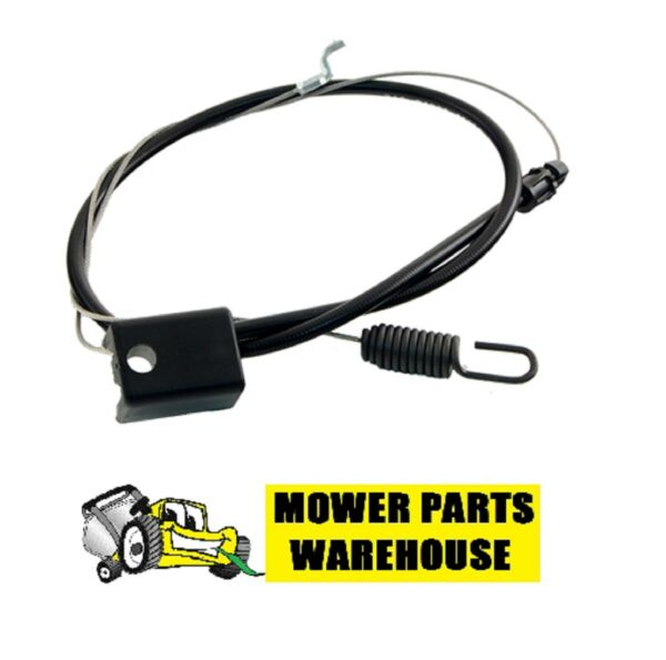 NEW REPL SNOWBLOWER SNOW THROWER AUGER CLUTCH CABLE MTD 746-04236 946-04236