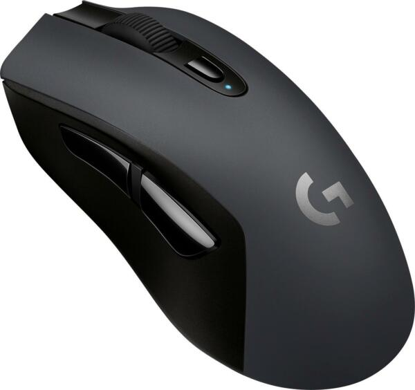 Logitech - G603 Wireless Optical Gaming Mouse - Black