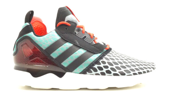 [B24953-] ADIDAS ZX 8000 BOOST MENS SNEAKERS ADIDASBLACK RED WHITE GREENM