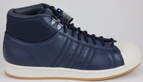 Men's Adidas Pro Model BT Navy/Navy/White B39507 Brand New in Box
