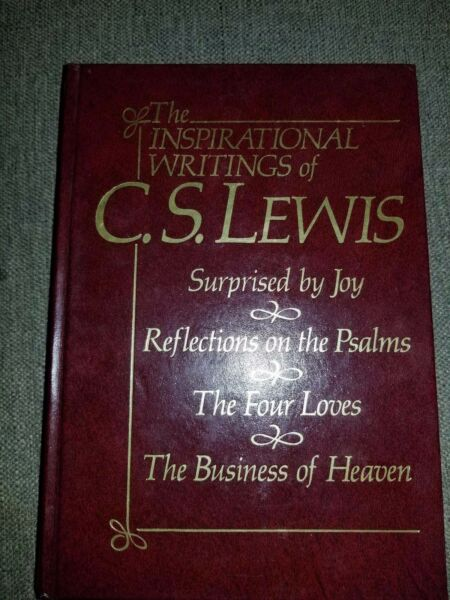 The Inspirational Writings Of C.S. Lewis 1987 International Press