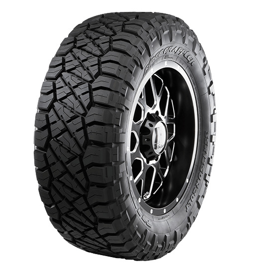 4 New 33x12.50R18 Nitto Ridge Grappler Tires 33125018 33 12.50 18 1250 12 ply