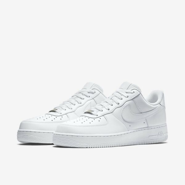 Men's Nike Air Force 1 '07 White Casual Shoes