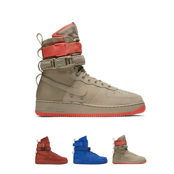 Men's Nike SF 1 Special Field Air Force One High Shoes 864024-204