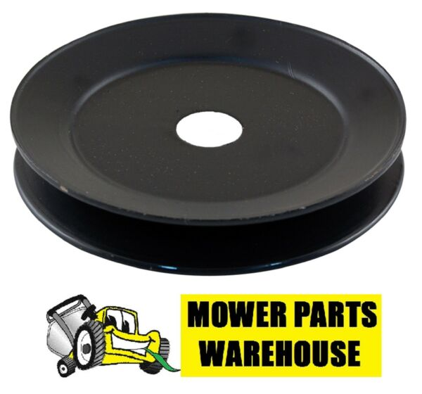 NEW REPL MTD CUB CADET WHITE 756-3089 956-3089 DECK BLADE SPINDLE PULLEY 4.5