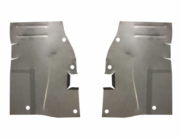 1954 1955 1956 57 58 59 60 61 1962 NASH REAR FLOOR PANS METROPOLITAN PAIR