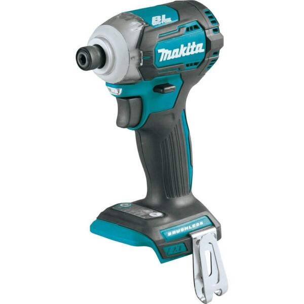 Makita XDT12Z LXT 18V Cordless Lithium-Ion 4-Speed Brushless 1/4 in. Impact Driv