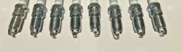 8-PC NEW  Iridium Spark Plugs  ACDelco 41-993 19256067 41993