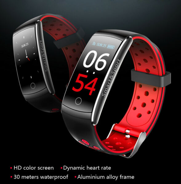 Z11C Smart Watch Blood Pressure Heart Rate Monitor Sports Fitness Tracker US