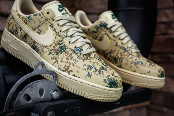 NEW Nike Air Force One '07 LV8 COUNTRY CAMO DIGITAL Men's Shoes 823511-700