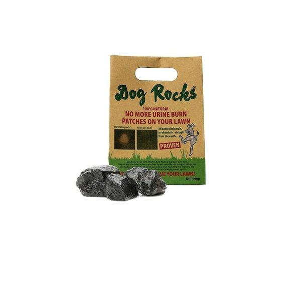 DOG ROCKS 6 Month Supply Help stop pet urine lawn burn patches pH balance