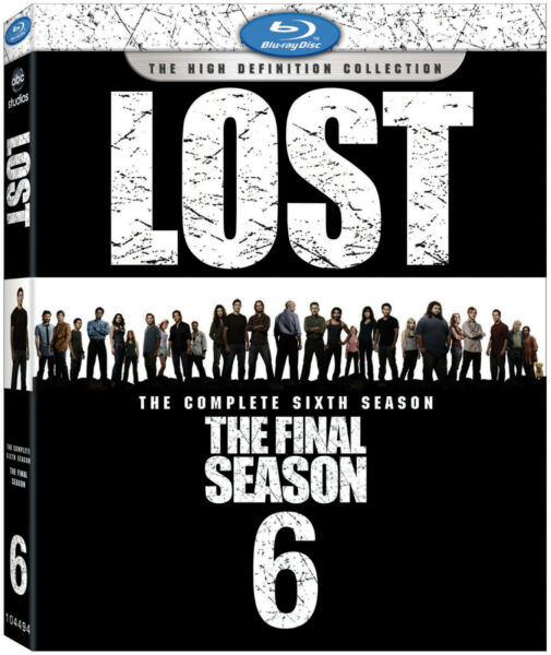 Lost The Complete Sixth 6th Season 6 ABC TV Show Finale Blu-ray Brand New