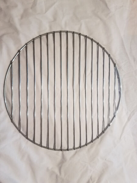 NEW ROUND GRILL GRATE 15.5