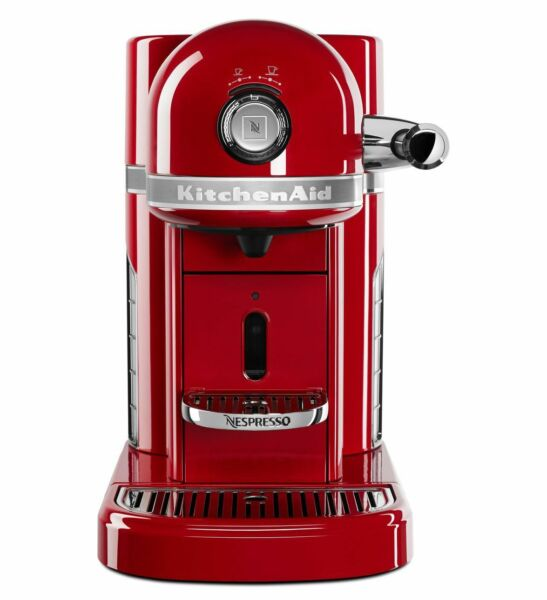 Nespresso by KitchenAid Espresso Machine - Empire Red
