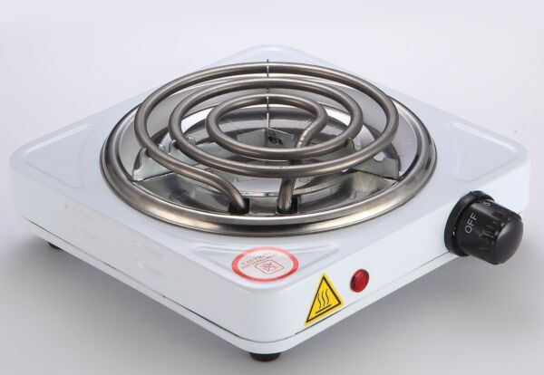 Portable Electric Single Burner Stove Hot Plate 1000W ALTOCRAFT USA