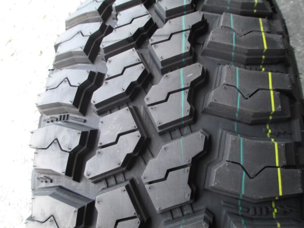 4 New 33X12.50R22 Mud Tires 33125022 33 1250 22 12.50 R22 MT