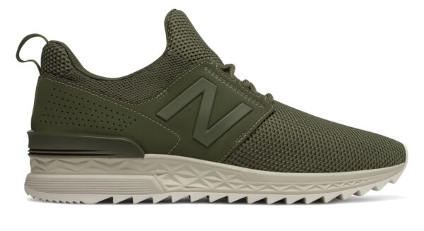 New Balance Male Men's 574 Sport Adult Fresh Foam Innovative Midsole Green