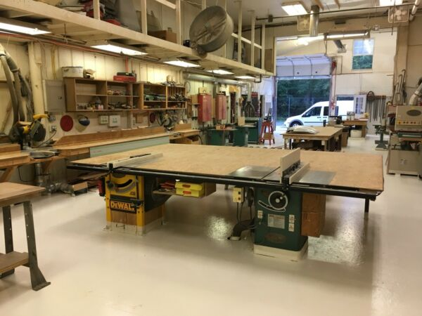 Custom CabinetFabrication Shop for sale-retiring. Turn key at One Price