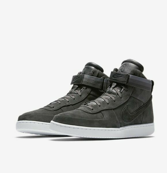 Nike Vandal Premium x John Elliott Anthracite Grey AH7171-002 High Top Mens Sz