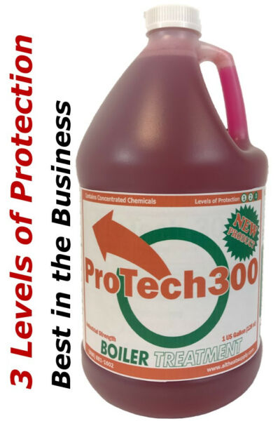 Wood Boiler Water Treatment 3 Levels of Protection the Best Protection $43.99