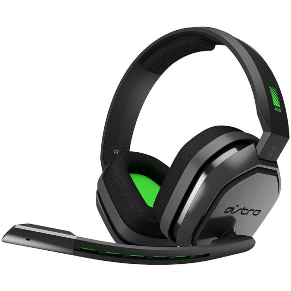 Logitech Astro A10 Wired Headset for Xbox One w 20Hz - 20kHz Frequency Response