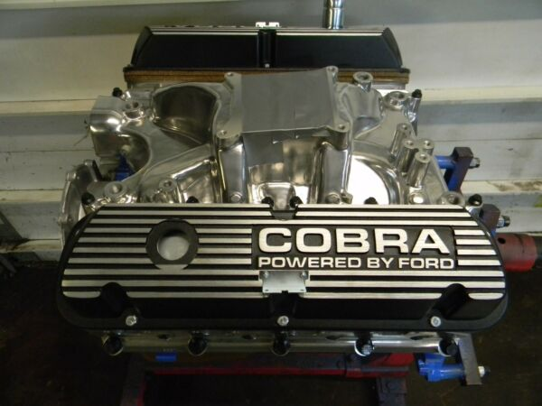 351W FORD 408 STROKER 502HP FORGED CRATE ENGINE LOTS OF TORQUE READY TO SHIP