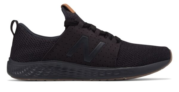 New Balance Men's Fresh Foam Sport Shoes Black