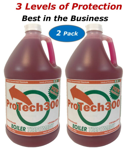 Outdoor Wood Boiler Treatment ProTech300 Rust Inhibitor 2 pack $88.78