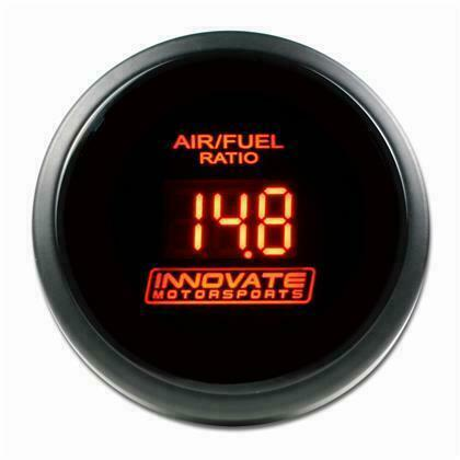 Innovate Motorsports 3796 Innovate Digital Gauges Red Fits:UNIVERSAL 0 - 0 NON