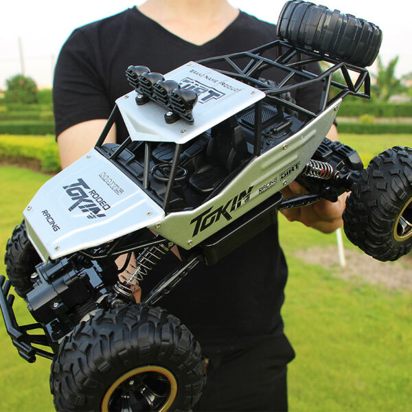 Monster Truck scale 1/12/16 rc rock climbing car remote control drift rc buggy