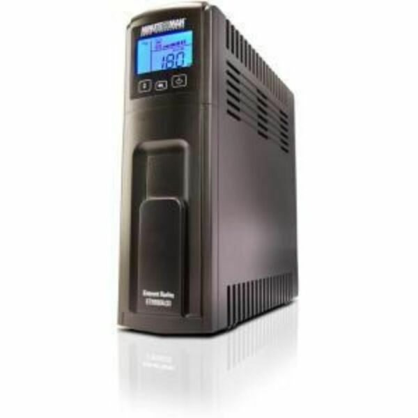 Minuteman 550VA330W 120 VAC Line Interactive UPS with 8 Outlets