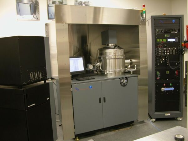 Temescal FC-1800 Electron Beam Evaporator System - TES refurbished and upgra