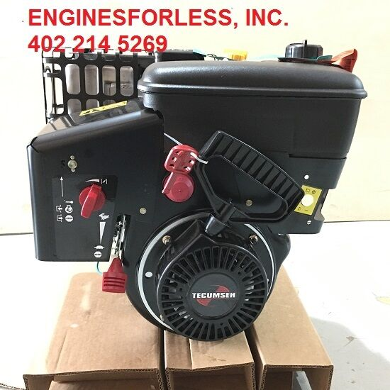 Tecumseh OH318SA22​1848B Snow Engine For John Deere 726 or TRS27 HMSK80-155418S