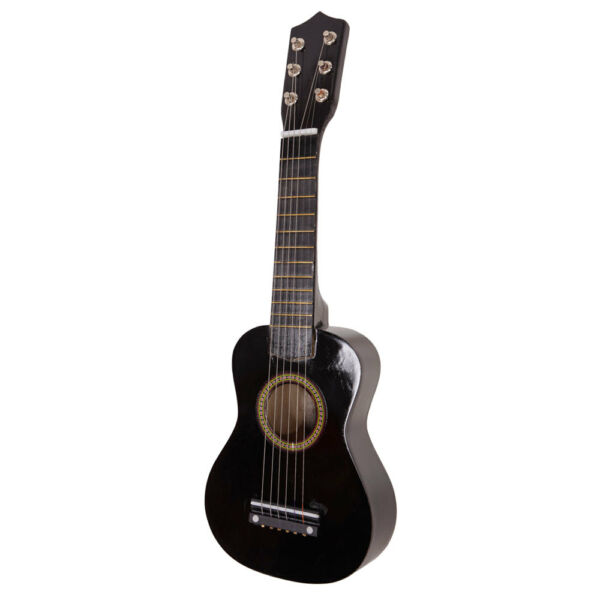 21inch Acoustic Guitar Small Scale Child Kids Practice Play Toys 6 String wPick