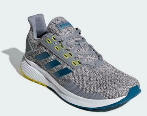 Adidas Duramo 9 Men's Running Shoes Gray Casual Athletic Sneakers BB6920