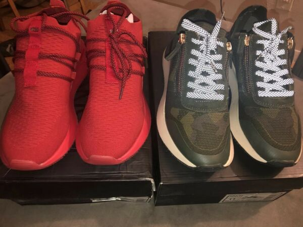 Snkr Project Sneakers Lot Size 11 DS Brand New 2 pairs Exclusive Rare