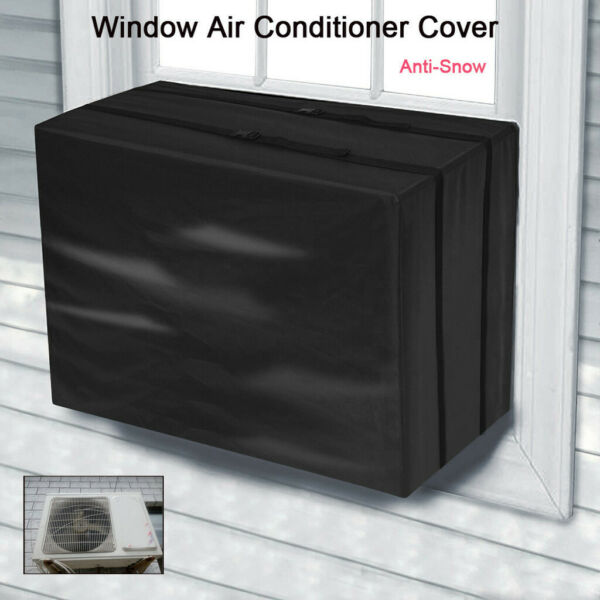 Indow Air Conditioner Cover Waterproof Air Conditioner Outdoor Unit Anti-Snow