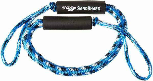 Premium Bungee Dock and Anchor Line By SandShark. Available in 4-5.5' 5-7' 6-9