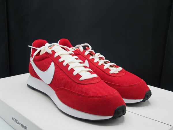 Nike Air Tailwind '79 Gym Red 487754-602 Men's size 10 US