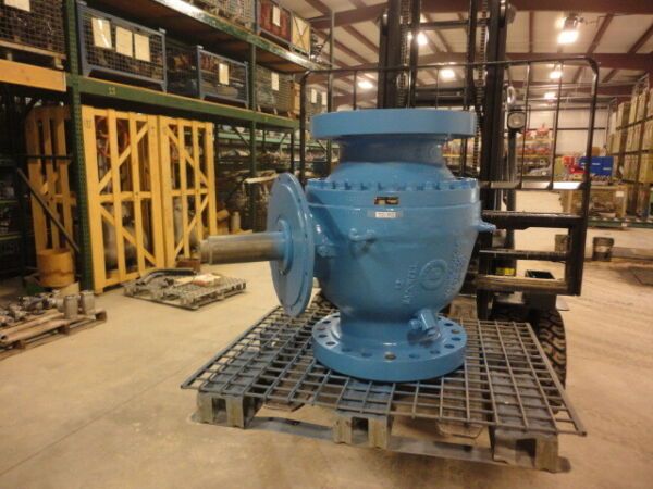 Rockwell Hypersphere Ball Valve 12