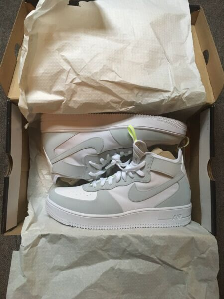 Nike Air Force 1 Ultraforce Mid  864014 102 Size 11