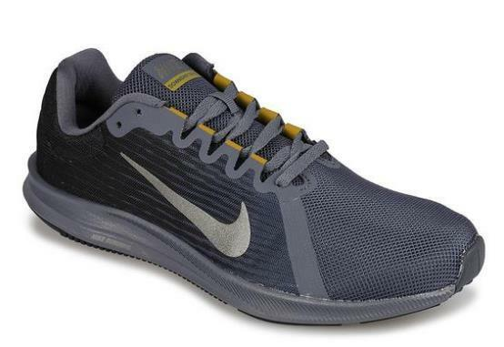 NIKE Downshifter 8 Men's Running Shoes Dark Gray Athletic Sneakers 908984-011