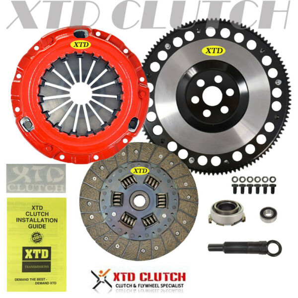 AMC STAGE 1 SPORT CLUTCH & PRO-LITE FLYWHEEL KIT 1990-1993 MIATA MX-5 1.6L