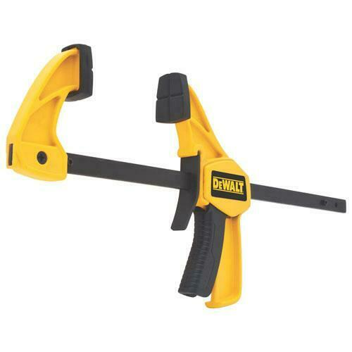 Dewalt DWHT83191 4 Inch 35 lb Clamping Force Small Trigger Clamp