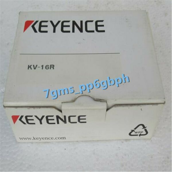 1 pc  NEW IN BOX KEYENCE module KV-16R