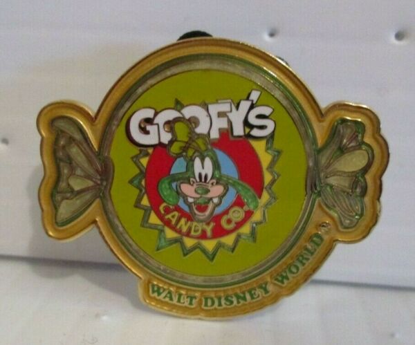 WALT DISNEY WORLD GOOFY'S CANDY COMPANY SURPRISE PIN 2004 LIMITED EDITION 1000