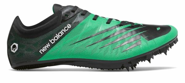 New Balance Men's Vazee Verge Track Spike Shoes Green With Black